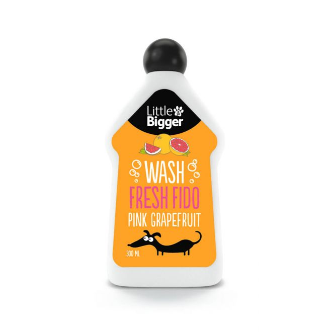 Little & Bigger Wash Fresh Fido Shampoo (300 ml)