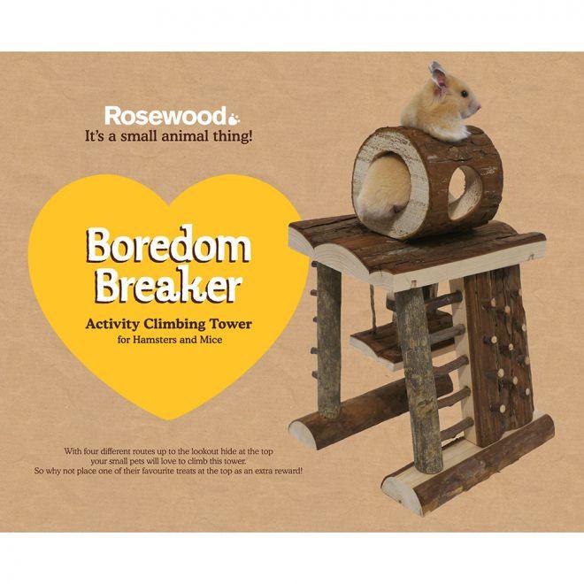 Rosewood Activity Klättertorn