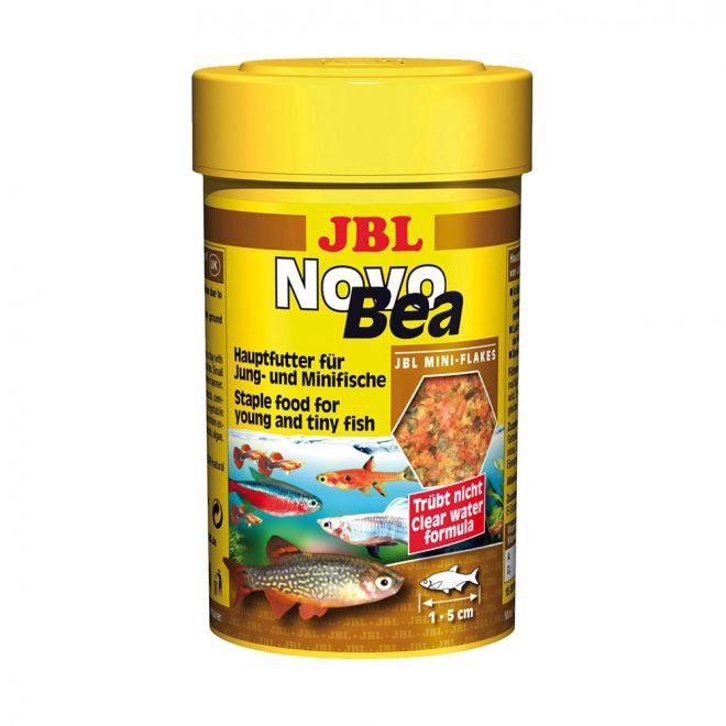 JBL Novobea Fiskfoder för unga fiskar