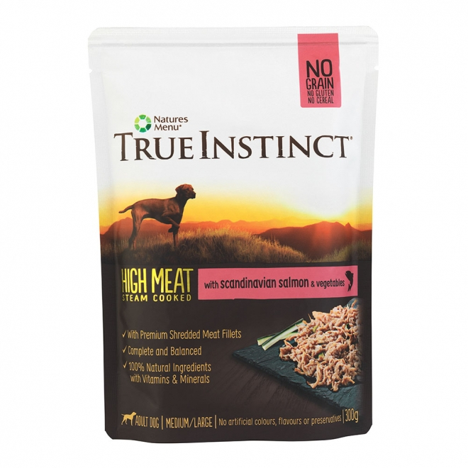 TrueInstinct Dog lax 150 g