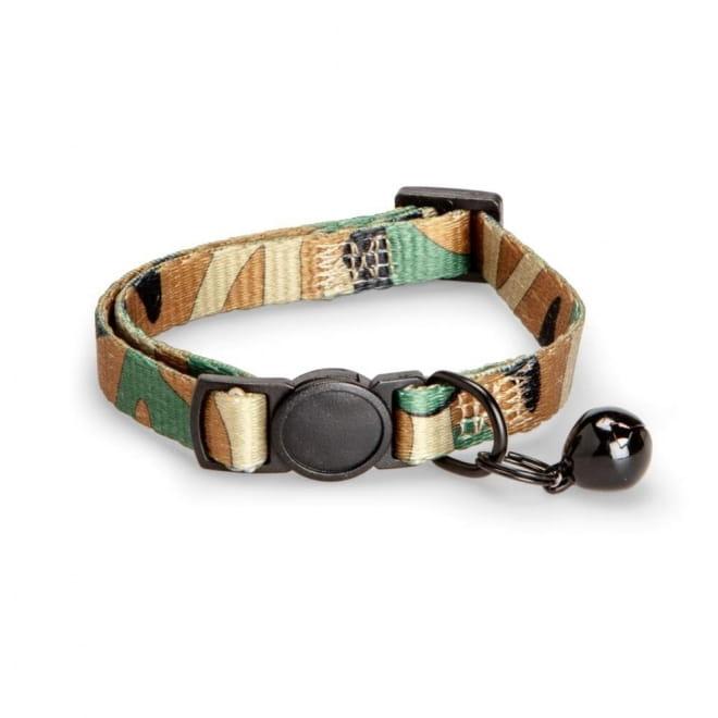 Basic Cat Halsband Camo
