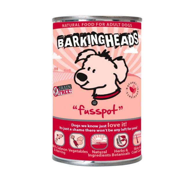 Barking Heads Fusspot Lax & Sill (400 gram)**