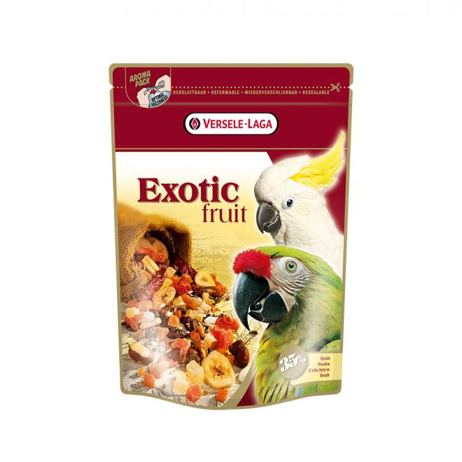 Versele-Laga Prestige Premium Parrot Exotic Fruit Mix (600 g)