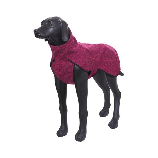 Rukka Beacon Knit Fleece Jacket Rosa**