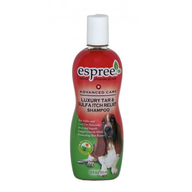 Espree Luxury Tar & Sulfa Schampo (355 ml)