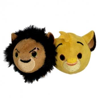 Rosewood TsumTsum Scar&Simba Pallot 2kpl