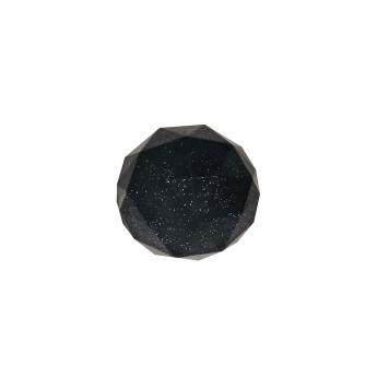 Fasettipallo Bark-a-Boo harmaa (8 cm)