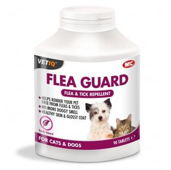 VetIQ Flea Guard, 90 tabl