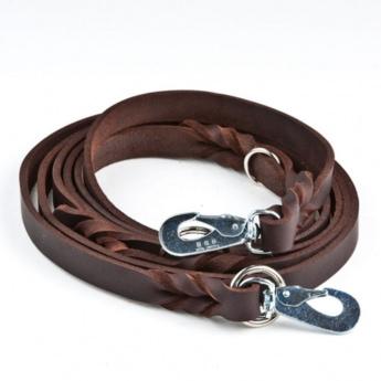 Monitoimitalutin Feel Leather Braid, ruskea