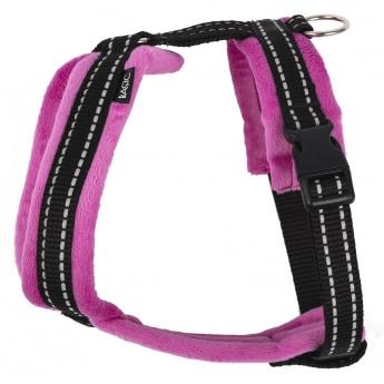 Y-valjas Basic Cosy, pinkki