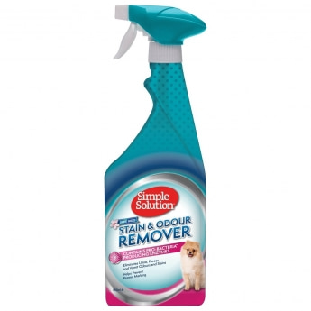 Simple Solution Spring Breeze Stain & Odour Remover 750ml