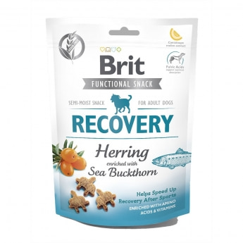 Brit Care Functional Snack Recovery silli 150 g