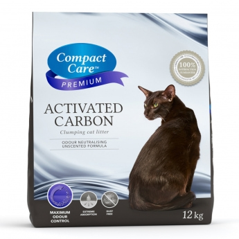 Compact Care Premium Activated Carbon, 12 kg