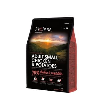 Profine Adult Small Chicken & Potatoes 2 kg