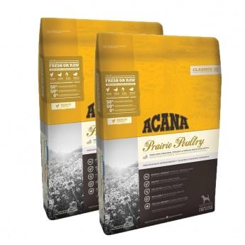 Acana Classics Prairie Poultry 2 x 11,4 kg