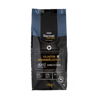 Racinel Black Label Adult Chicken 12kg