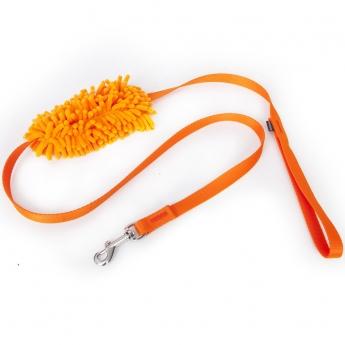 Pro Dog Play talutin mop tug, oranssi