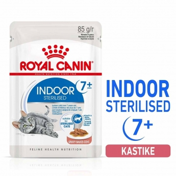 Royal Canin Indoor Ageing 7+ Gravy 12 x 85 g