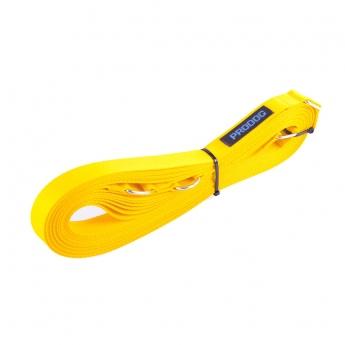 Pro Dog Ruutunauha 3x3 m, keltainen