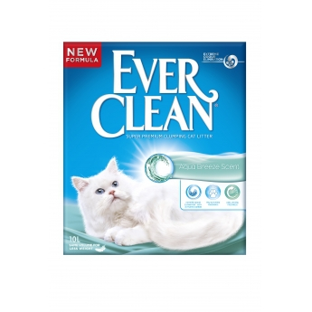Kissanhiekka EverClean Aqua Breeze, 10 l