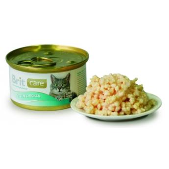 Brit Care Kitten kana, 80 g