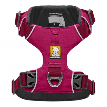 Ruffwear Front Range -koiran valjaat, pinkki