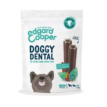 Edgard&Cooper Doggy Dental Mansikka & Minttu (S)