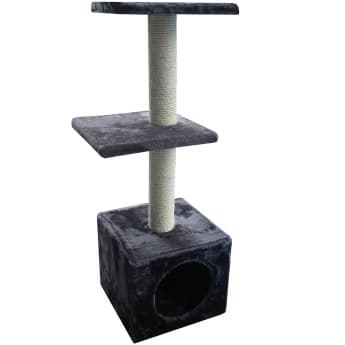 Kissan raapimapuu L&B Pisces, harmaa
