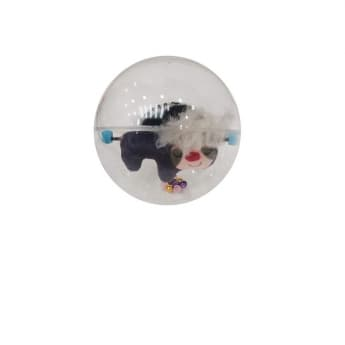 Kissan lelu Meow&Me Scandi laiskiainen pallossa