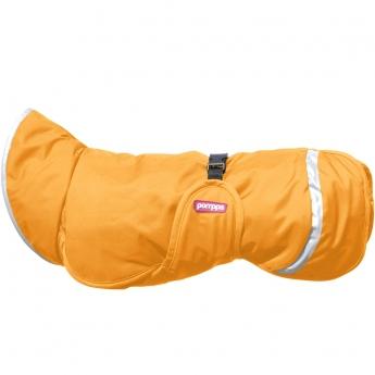 PerusPomppa koiran takki, keltainen