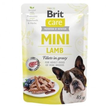 Brit Care Mini lammasta kastikkeessa 85 g