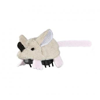 Kissan lelu Juokseva hiiri Trixie