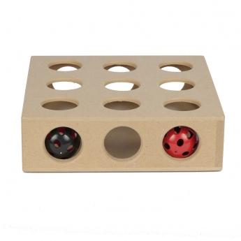 Aktivointilelu L&B Roll-A-Ball Box
