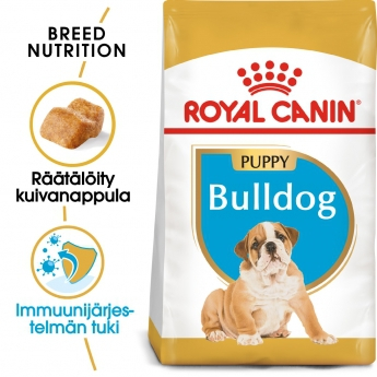 Royal Canin Bulldog Puppy 12 kg