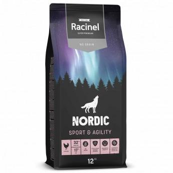 Racinel Nordic Sport & Agility Chicken 12kg