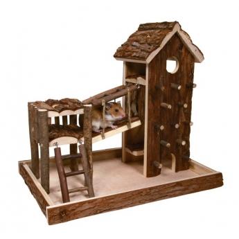 Jyrsijän talo Trixie Birger Playground