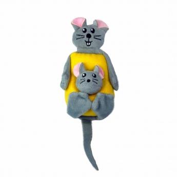 KONG Cat Pull-A-Partz Cheezy