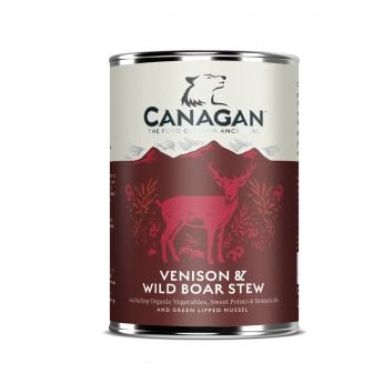 Canagan Stew riista-villisika, 400g