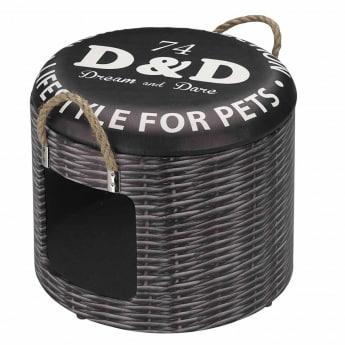 D&D pesäpeti rottinki (S)