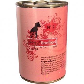 Dogz Finefood N°2 nauta (400 g)