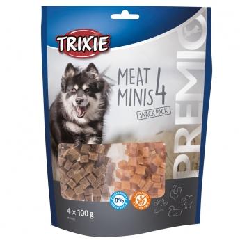 Trixie Premio 4 meat minis, 4 x 100 g