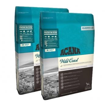 Acana Classics Wild Coast 2 x 11,4 kg