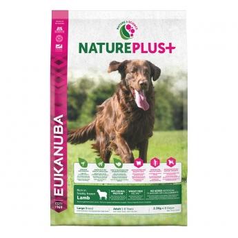 Eukanuba NaturePlus+ Adult Large Lamb (2,3 kg)