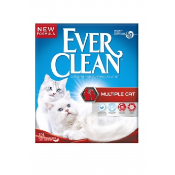Kissanhiekka Ever Clean Multiple Cat, 10
