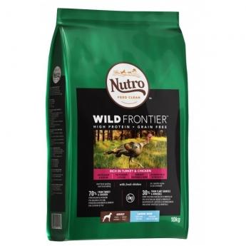 Nutro Wild Frontier Adult Large Turkey & Chicken 10 kg