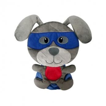 Koiran pehmolelu Bark-a-Boo Spooky Flattie Super Doggy