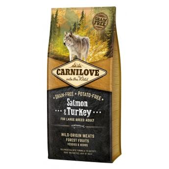 Carnilove Salmon&Turkey Adult Lrg