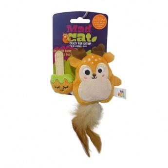 R2PPet MadCat OhDeer&CandyApple 2-pack