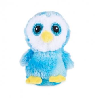 Koiran lelu Little&Bigger CoulourBursted beibipöllö (Sininen)