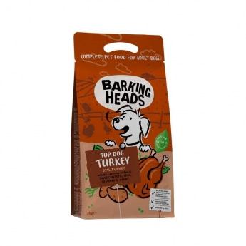 Barking Heads Top-Dog Turkey Grainfree (2 kg)